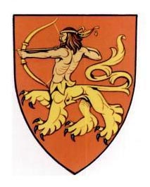 Sagittary Coat of Arms.