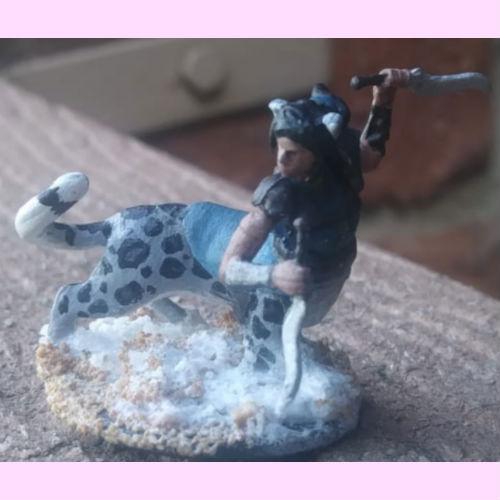 lamia miniature